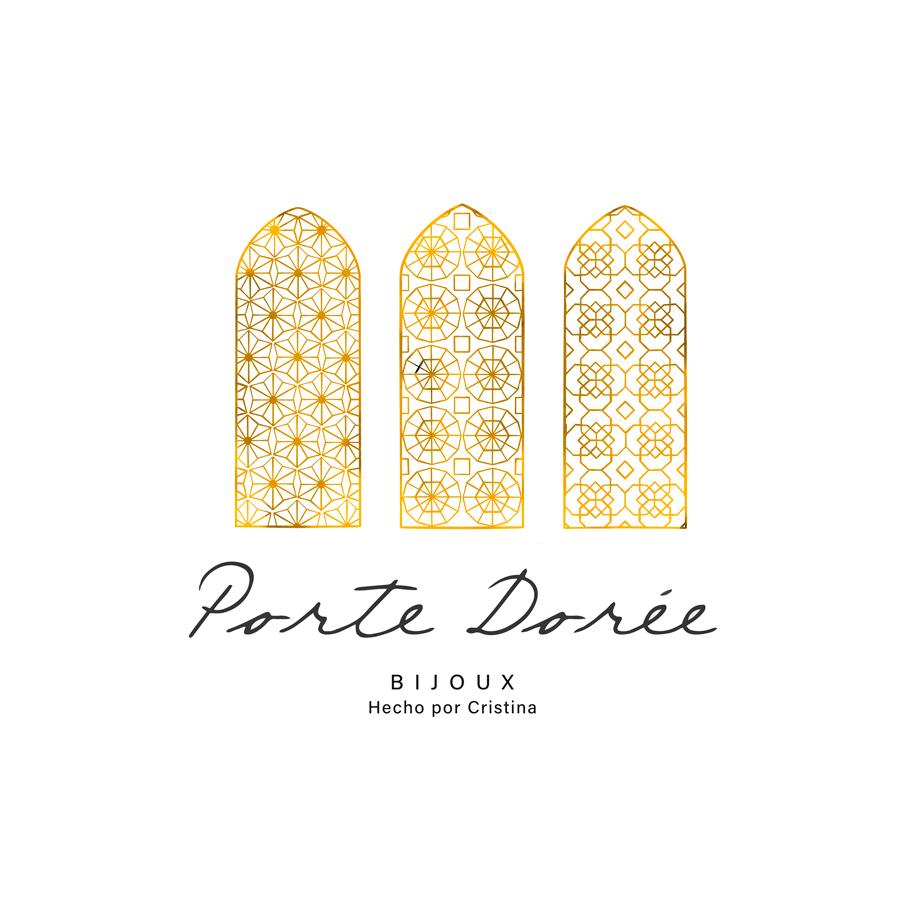Logo Porte dorée